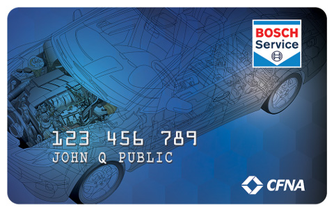 Bosch Credit Card available  Apply click here